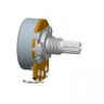 24mm Rotary Potentiometers - Metal and Plastic Shaft (With /