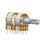 16mm Multiple Units Rotary Potentiometers